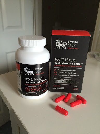 prime male supplements