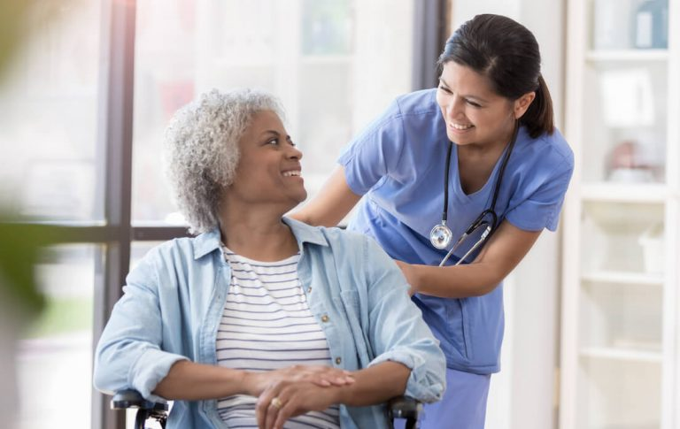 Enter the World of Nursing Homes as a Dietary Aide